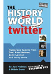 Mitch Benn - The History Of The World Through Twitter (book)