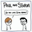 Do you like Star Wars? by Paul and Storm