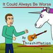 Thrashimation - It Could Always Be Worse - EP (CD)