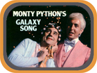 Professor Brian Cox helps rewrite Monty Python's Galaxy song
