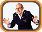 Harry Hill to record album